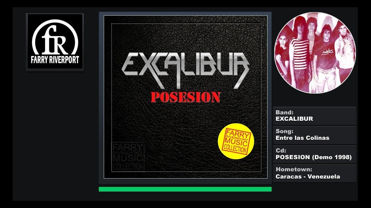 Excalibur: Heavy Metal With Venezuelan flavor