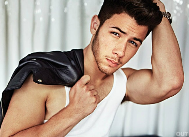 Nick Jonas expresses his gay interest in 'Kingdom'