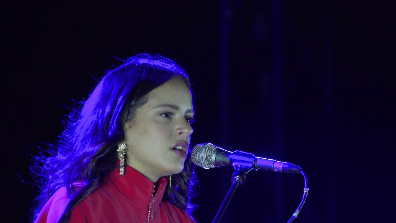 Rosalía, the Spanish triple threat