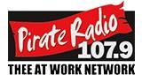 Listen online 107.9 Pirate Radio