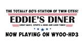 Listen online Eddie's Diner WYOO-HD3