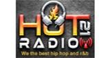 Listen online Hot 21 Radio
