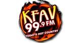Listen online KFAV 99.9 FM
