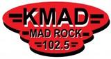 Listen online Mad Rock 102.5 FM