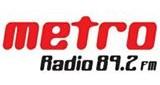 Listen online Metro Radio 89.2