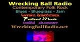 Listen online Wrecking Ball Radio