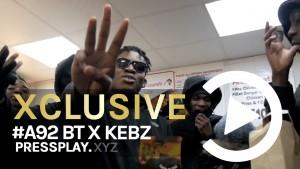 (A92) Bt X Kebz