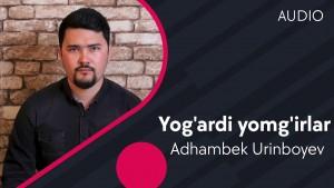 Adhambek Urinboyev