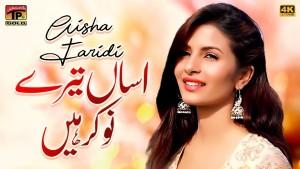 Aisha Faridi
