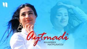 Anvarbek Matmuratov