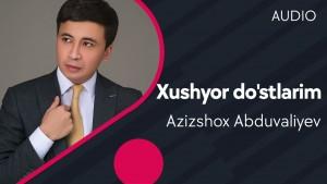 Azizshox Abduvaliyev