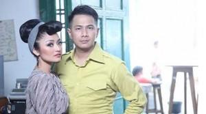 Delon & Siti Badriah