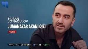 Husan Jo'raqulov