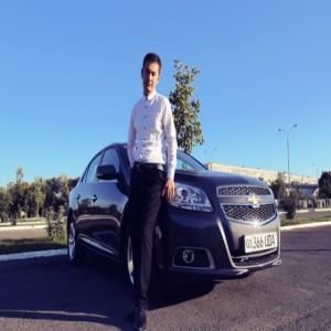 Husan Qahhorov