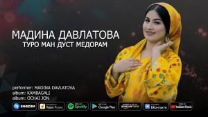 Madina Davlatova