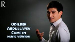 Odilbek Abdullayev