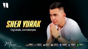 OG'ABEK JUMABOYEV