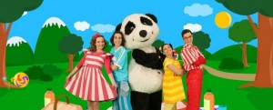 Panda & Os Caricas