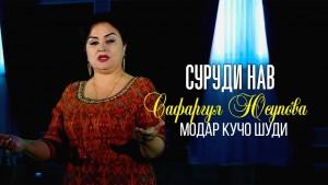 Safargul Iusupova