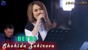 Shohida Zokirova