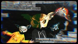 THE FOUR OWLS
