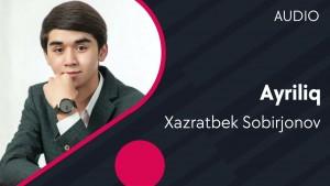 Xazratbek Sobirjonov's Avatar