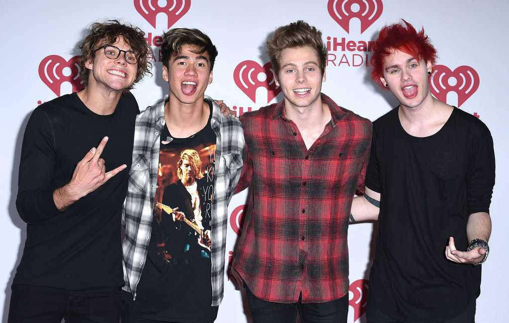 5 Seconds Of Summer - Most Richest Singers from Australia