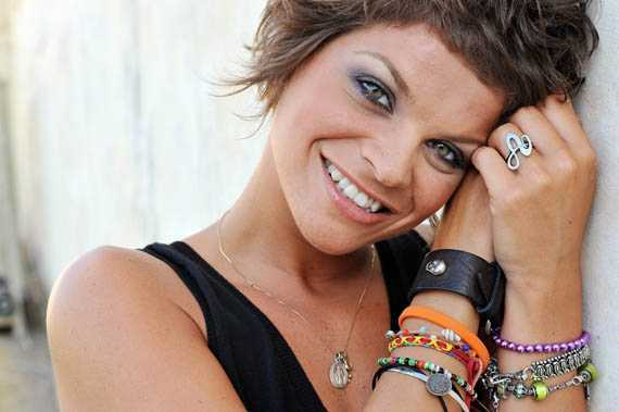 Alessandra Amoroso - Most Richest Singers from Italy