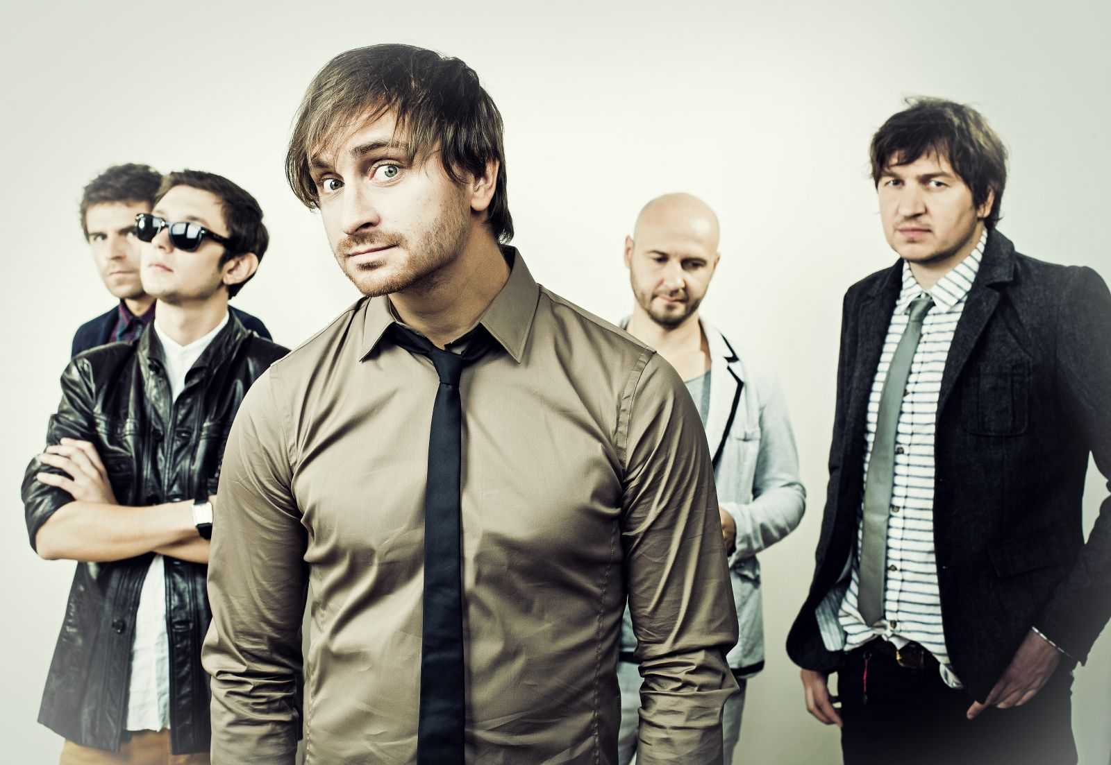 Украинская музыкальные группы — 3