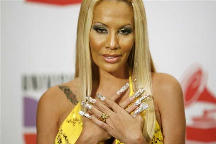 Ivy Queen from Puerto Rico