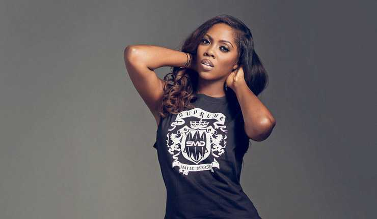 Tiwa Savage - Most Richest Singers from Nigeria