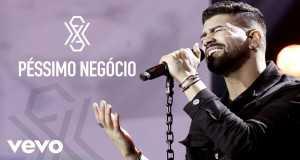 Péssimo Negócio (Live)