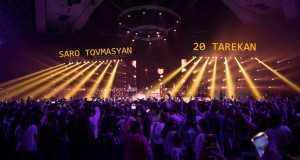 20 Tarekan
