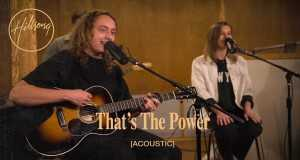 That's The Power (Acoustic)
