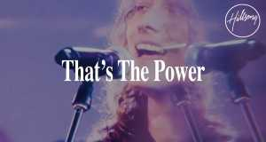 That's The Power
