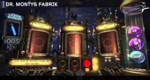 Monty's Fabrik