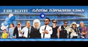 Gözüm Dəyməsin Sənə