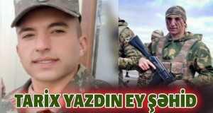 Tarix Yazdin Ey Şəhid