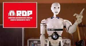 Robotska Demokratija