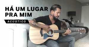 Há Um Lugar Pra Mim (Acoustic)