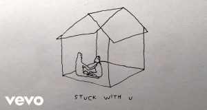 Stuck With U Music Video