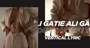 What If I Told You That I Love You (Vertical Lyric)