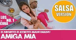 Amiga Mia (Salsa Version)