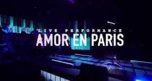 Amor En Paris [Live]