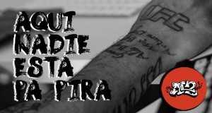 AQUI NADIE ESTA PA PIRA