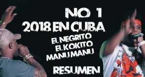 No. 1 De Cuba