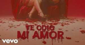 Te Odio Mi Amor