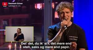 Sten Saks Papir Music Video