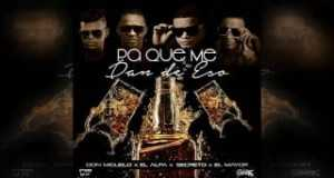 Pa Que Me Dan De Eso (Remix)