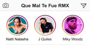 "Que Mal Te Fue ""remix"""